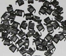 LEGO LOT OF 50 NEW DARK PEARL GREY GRAY NINJAGO SAMURAI ARMOR PIECES