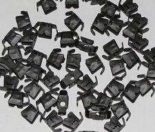 LEGO LOT OF 50 NEW DARK PEARL GREY GRAY NINJAGO SAMURAI ARMOR PIECES