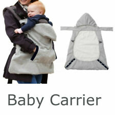 Infant Baby Carrier Wrap Cloak Sling Warm Cover Blanket Cape Backpacks Winter