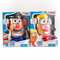 Playskool Friends Mr. & Mrs. Potato Head Classic Retro Toys Complete Set NEW