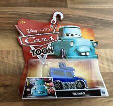 CARS TOON - YOJIMBO - Disney Mattel Pixar INTROVABILE mcqueen