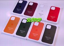 iPhone 12 Mini,12,12 Pro,Max Apple Original MagSafe Silicone Protective Sleeve