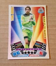 Match Attax Premier League 2011/2012 Tim Krul Newcastle - Man of the Match