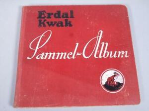 Erdal Kwak Sammel-Album, Werner & Metz AG Mainz    1M3984