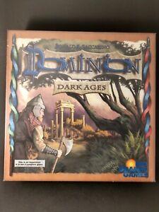 NEW! SEALED! Dominion Dark Ages 7th Expansion Rio Grande Games Vaccarino