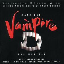 "ADRIAN MANZ ""TANZ DER VAMPIRE"" MUSICAL SOUNDTRACK NEU!!"