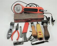 Bell System Lot of tools: rotary dialer/tool box/impact cutting tool/other tools
