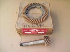 NORS 1937-52 Plymouth Dodge Truck Desoto Chrysler 4.10 Ring and Pinion Set
