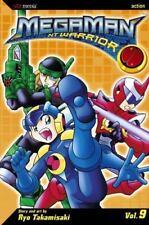 Megaman NT Warrior: Volume 9 (Paperback or Softback)