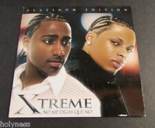 XTREME / NO ME DIGAS QUE NO / PROMO CD / SINGLE / N MINT
