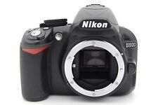 Nikon D3100 14.2 MP 3''Screen Digital SLR Camera Body Only - SHUTTER COUNT: 547