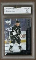 GMA 10 Gem TYLER TOFFOLI 2013/14 UD Upper Deck BLACK DIAMOND QUAD ROOKIE Card!