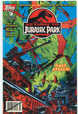 Retrun to jurassic Park Issue #2 (May 1995, Topps Comics)