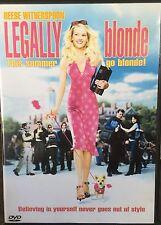 Legally Blonde (DVD, 2003)
