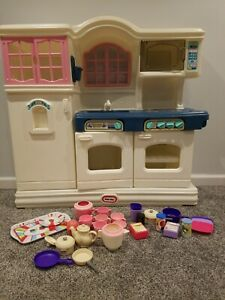 Little Tikes Victorian Kitchen Products For Sale Ebay