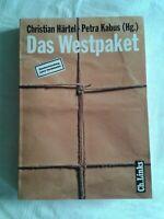Das Westpaket - Geschenksendung, keine Handelsware deutsch-deutscher Pakettausch