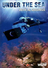 Under the Sea with Al Giddings (DVD, 2009) WORLDWIDE SHIP AVAIL!