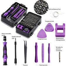 115 in1 Magnetic Precision Screwdriver Set Bit PC Phone Watch Repair Tool Kit