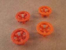 Playmobil Radkappen für Felgen Reifen Auto PKW 4 Stück #21319