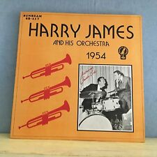 HARRY JAMES AND HIS ORCHESTRA 1954 Broadcasts USA Vinyl LP EXCELLENT CONDITION
