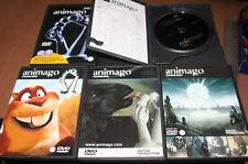5 Animago-Award Doppel-DVDs 2003 - 2007 (Computer-Grafik, CGI, Animation, Filme)