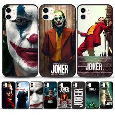 Coque iPhone 5 5S SE 6 7 8 Plus XS Max Joker Souple Silicone Housse étui JOKER