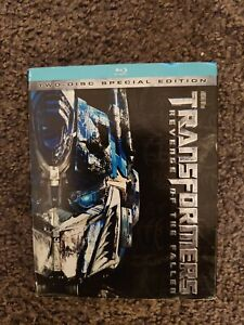 Transformers Revenge Of The Fallen New sealed NEW ( Blu Ray  2009)