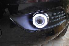 2x FOR Ford Focus 2008-2011 LED DRL fog daytime running light + Angel Eyes Kit