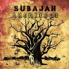 SUBAJAH Architect CD PRIVATE PRESSING UK 2017 Reggae DUB Soul JAZZ New / Sealed