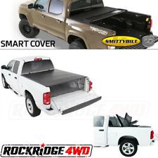 Smittybilt Smartcover 09-17 Dodge Ram 1500 With 6.4' Bed Tonneau 2620031 Black