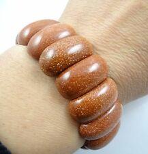 Beautiful Gemstone Gold sand stone Handmade Gemstone Jewellery bracelet