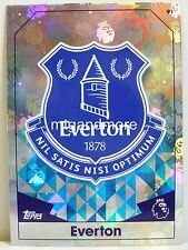 Match Attax 2016/17 Premier League - #091 Everton - Wappen