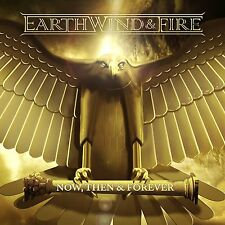 EARTH WIND & FIRE Now Then & Forever Deluxe Edition CD NEW/UNPLAYED bonus tracks