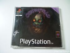 Sony Playstation PS1 / Démo jouable Oddworld Abe's Oddysee [ PAL Version ]
