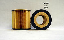 Wesfil Oil Filter WCO93 fits BMW Z Series Z3 3.0 (E36), Z4 2.5si (E85), Z4 3....
