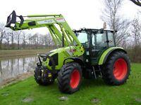 Claas Axos Series (A22) Tractors Workshop Manual