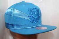 Dallas Mavericks Mitchell & Ness NBA Team Solid Snapback,Hat,Cap     $ 35.00 NEW