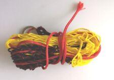 "5 x NEW 36"" Purse Nets - Canary & Menace - bright and distinctive (ferrets )"
