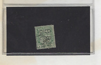 Mauritius 1910 Stamp SC #139 SG # 113 PERFIN BB&C USED VG COND