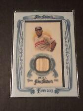 2013 Topps Allen & Ginter Cleveland Indians Albert Belle Framed Bat Relic!