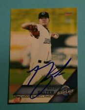 2017 Choice, Lakewood BlueClaws - BAILEY FALTER - autographed