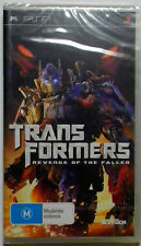 Transformers Revenge of The Fallen Sony PSP Brand New Sealed