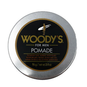 Woody's For Men- Pomade  -3.4 Ounces {Workable Texture & Shine}