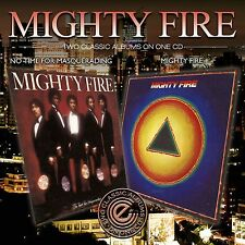 Mighty Fire - No Time For Masquerading/Mighty Fire            2 albums on 1 cd
