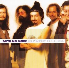 The Platinum Collection - Faith No More CD Hits Sealed!