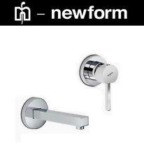 "Newform ""Moony-Tech"" 8030-21-018 W.M Single Lever Sink Mixer w/Spout 170mm NIB"