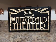 Home Theater Decor Personalized Gift Movie Room Decor
