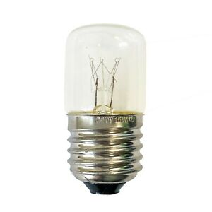 Pack of 3 x SPL PY15ES - 15w E27 Clear 100lm Pygmy Bulb