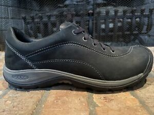 Keen Presidio 2 Womens Shoes 1018314 Water Repellant Black Gray Size 8.5