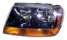 NEW IN BOX 55155129AB CROWN Headlamp (Left) JEEP GRAND CHEROKEE